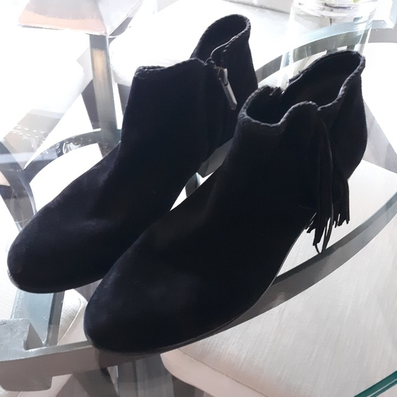 Sam Edelman Shoes - Black ankle boots